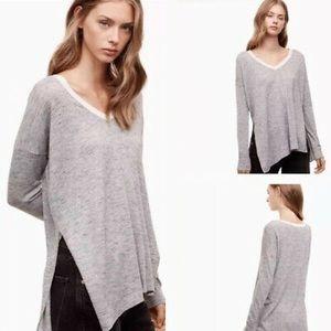 Aritzia Wilfred Sherbrooke T-Shirt Sweater
